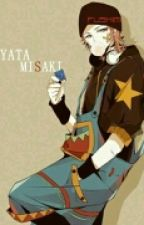 {K Project} Yata Misaki x Reader [Compilation] by Mocacchi