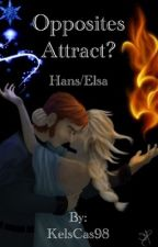 Opposites Attract? (Hans/Elsa) by yurionspice