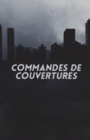 Commandes de couvertures by canarysgraphics