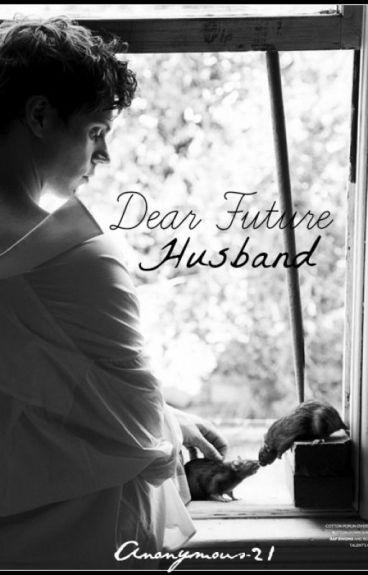Dear Future Husband (Evan Peters)