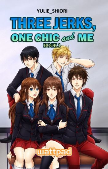 Three Jerks, One Chic & Me (Published under PSICOM)