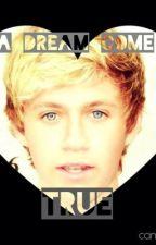 A Dream Come True (Niall Horan fan fic) by gillbug996