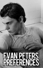 Evan Peters Preferences by LauraW1313