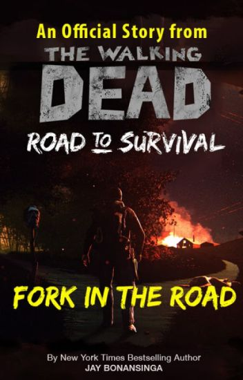 Fork in the Road: A Walking Dead Tale in Four Parts