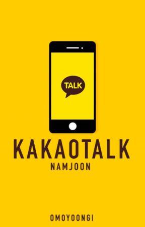 Kakaotalk | Kim Namjoon [BTS] by minoficent