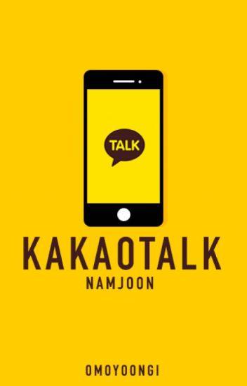 Kakaotalk ҂ Kim Namjoon [BTS]