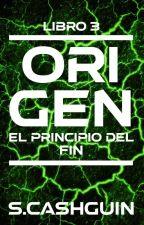 Origen.  by saraholguinx