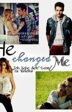 He changed me (?) ~Leonetta FF by _leonetta_fan_story