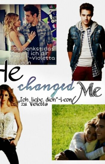 He changed me (?) ~Leonetta FF
