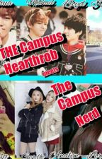 The Campus Hearthrob meets The campus Nerd by RoselleCera