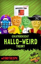 The Haunted Sweetie Maze: My Alternate Ending to the SPK Hallo-weird Story! by katrocks247