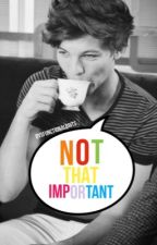 Not that important [rants] by versatilestyles