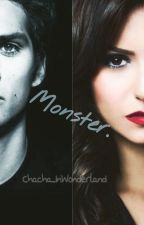 Monster. Dylan O'brien by Chacha_InWonderland