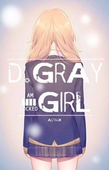 D.Gray-girl ♠ D.Gray-man Fan-Fic