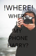 WHERE IS MY PHONE HARRY? by Johanka5