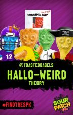 SPK Hallo-weird Theory by ToastedBagels