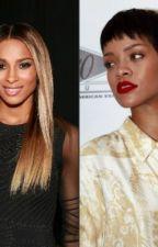 Rihanna & Ciara's Mishap! by ShyRocc