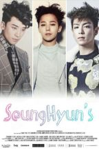 Seunghyun's (Gtop) by FiorellaGtopshipper