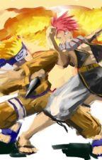 Naruto X Fairy Tail [A Naruto And Fairy Tail Crossover] by MysteryMan0307