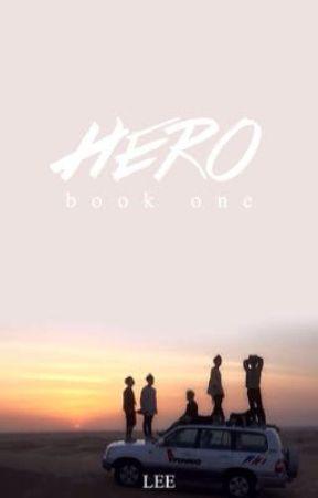 HERO | vmin [book one]  by dogmood