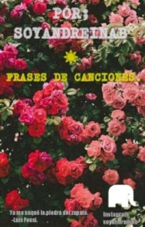 Frases De Canciones Cali El Dandee Wattpad
