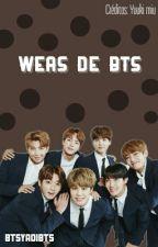 weas de BTS by btsyaoibts