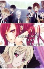 Diabolik Lovers: The Shy and The Naughty by DiabolikLovers02