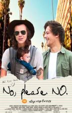 No, please. No.✋ ▫ L.S by aleje-otp-lxrry
