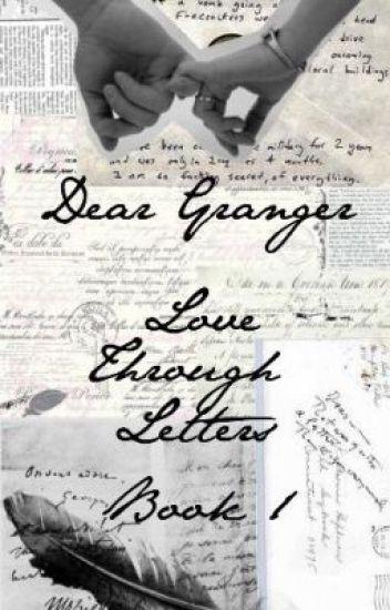 Dear Granger (Love Through Letters: Book 1)