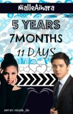 5 years 7 months 11 days(Aldub fanfic) by NialleAihara