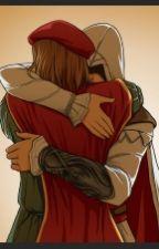 ¿Amor entre Amigos? ~Ezio x Leonardo~ by Insuki_Auditore