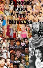 Actores, Nombres Y Apellidos Para Tus Novelas  by Antonellaceballosx
