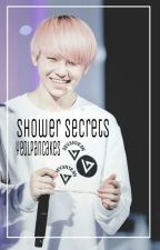 shower secrets | woozi. by yeolpancakes