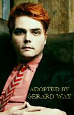 ADOPTED BY GERARD WAY by romelyndavid02