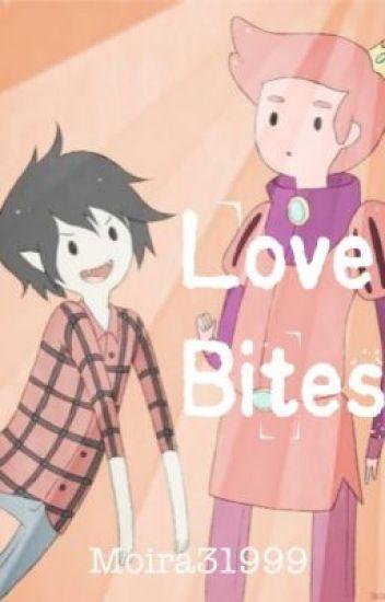Love bites(marshall lee X prince gumball)