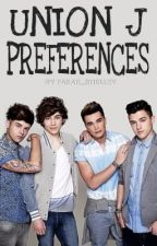 Union J Preferences by missfarahx