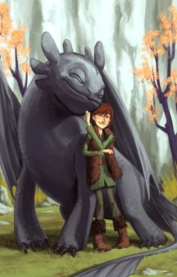 To train the heart of a dragon hiccup x reader x toothless wattpad