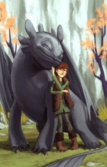 How To Train The Heart Of A Dragon [Hiccup x Reader x Toothless]
