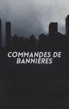 Commandes de bannières by canarysgraphics