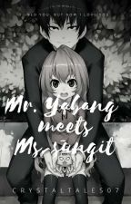 Mr. Yabang meets Ms. Sungit (editing) by Supergirl07abby