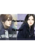 The Bad boy meets the Bad girl (On-Hold) by tagalogromancestory