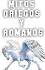 Mitos Griegos y Romanos by IvoCillessen