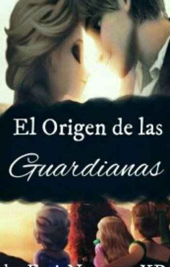 ❄El Origen de las guardianas (Jelsa)❄