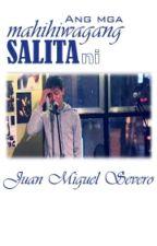 Juan Miguel Severo by CeeKhay_
