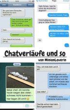 Chatverläufe und so by MinionLoverin