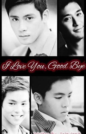 I Love You Goodbye (BoyxBoy) by jwayland