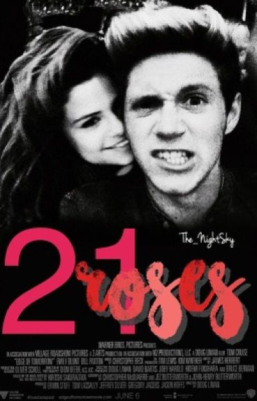 21 roses >>n.h. (Limit For Love Series, #3)