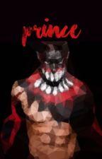 P R I N C E // Finn Bálor by fearlessmeg