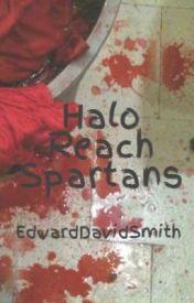 Halo Reach Spartans by EdwardDavidSmith