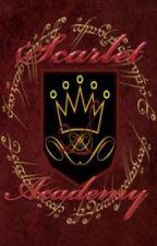 Scarlet Academy [HIATUS] by GwapongKei